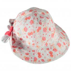 Baby  Mütze mit Erdbeerprint