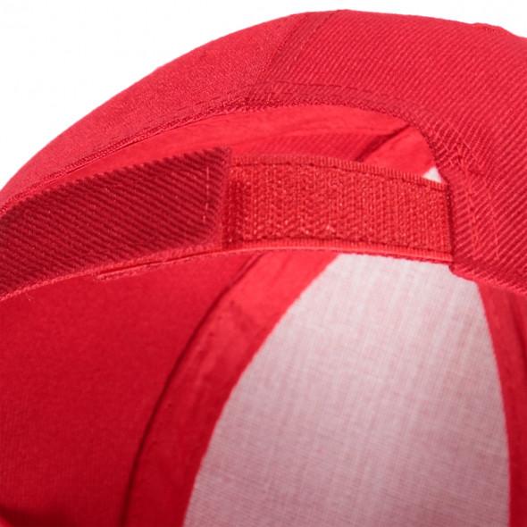 Herren Cap mit Aufdruck und aufwendiger Stickerei