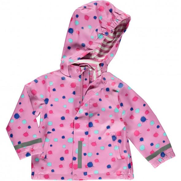 Mädchen Regenjacke in tollem Design