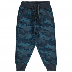 Jungen Jogging Hose mit Camouflage-Muster