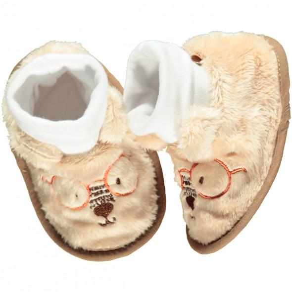 Baby Schuhe mit Stickerei