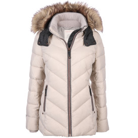 Damen Steppjacke Thinsulate mit variabler Kapuze