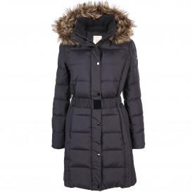 Damen Mantel mit vielen Details