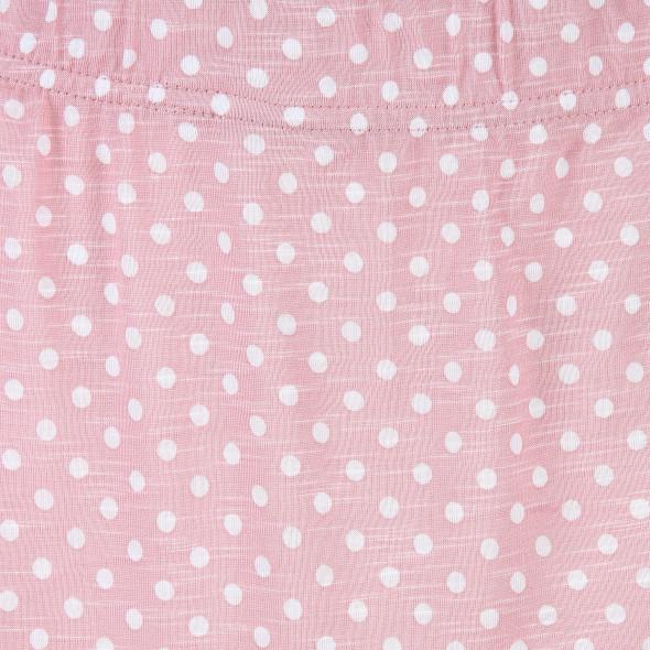 Damen Minirock im Punkte Design