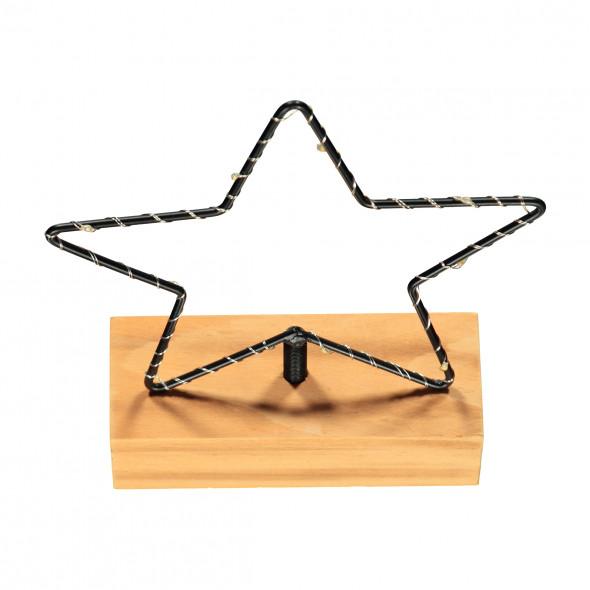 LED Dekofigur - Stern