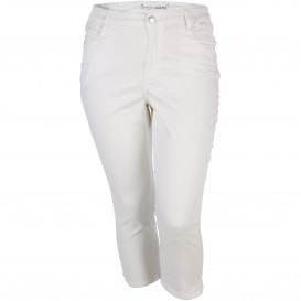 Damen Capri Hose mit Powerstretch