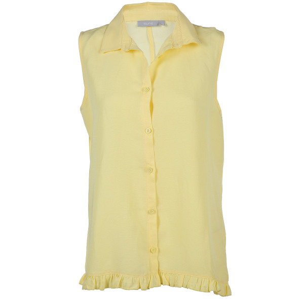 huge discount 30a2a ab1da Damen Bluse ohne Arm