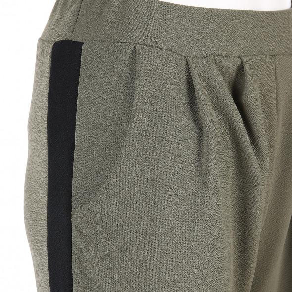 Damen Hose mit Galonstreifen