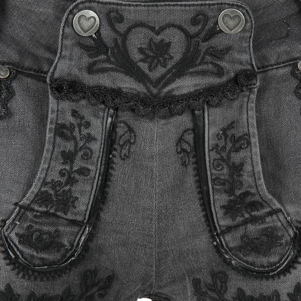 Damen Shorts im Trachtenlook