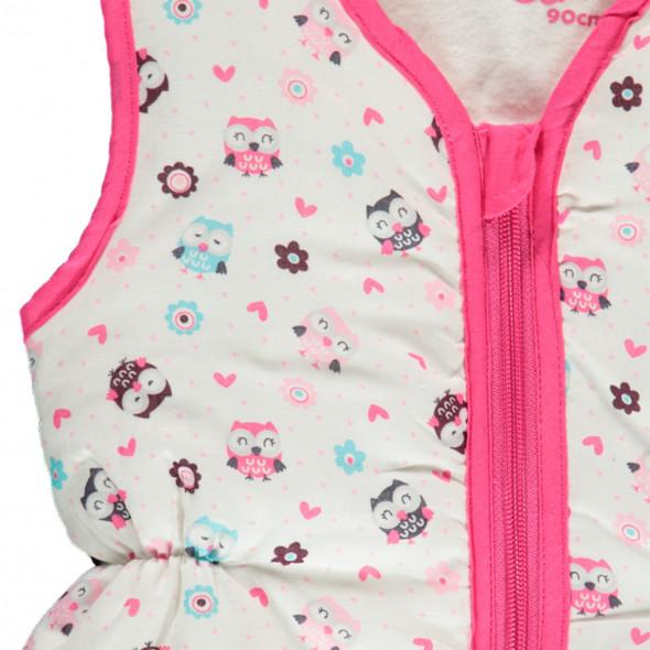 Baby Schlafsack mit Allover Print