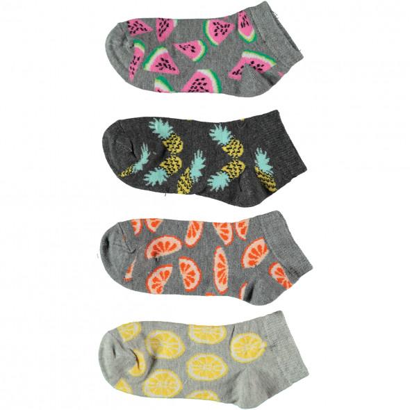 Kinder Socken 4er Pack