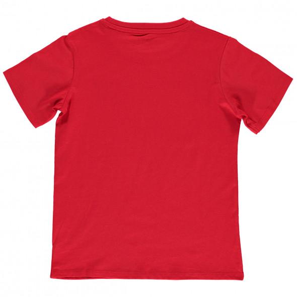 Jungen Shirt mit Schriftprint