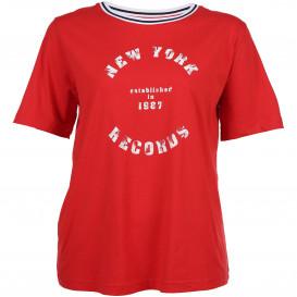 Große Größen T-Shirt mit Print