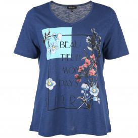 Damen T-Shirt mit Frontdruck