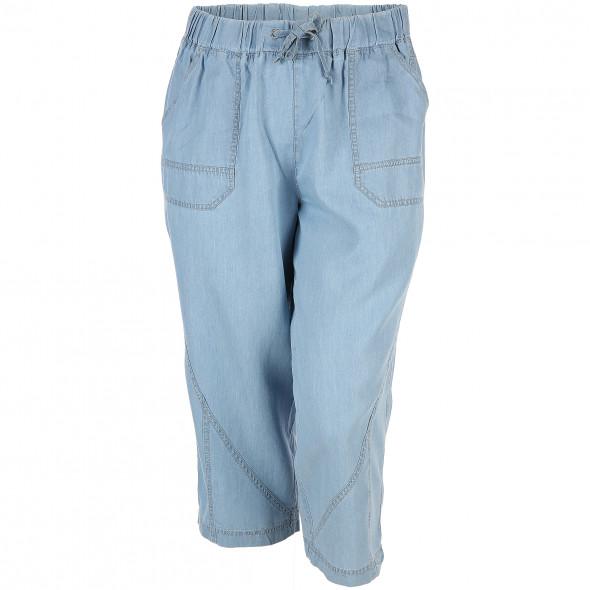 Große Größen Hose mit elastischem Bund