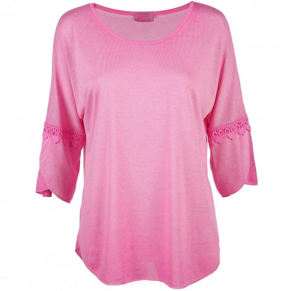 Damen T-Shirt mit 3/4 Ärmeln