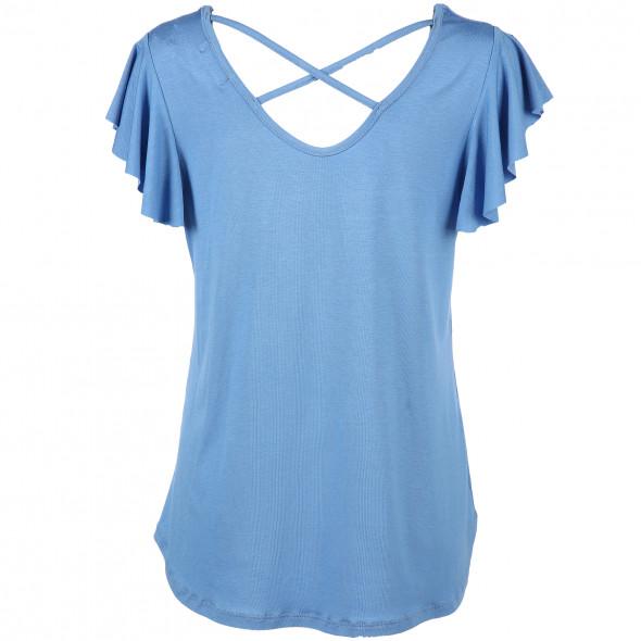 Damen Shirt mit Flügelärmeln