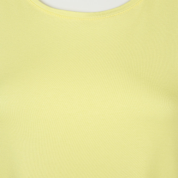 Damen Shirt mit Volant