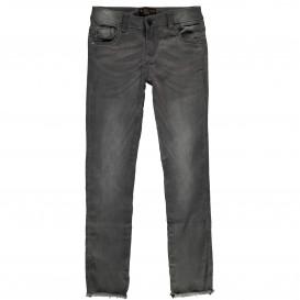 Mädchen Jeans in schöner Waschung