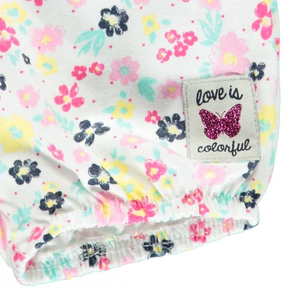 Baby Mädchen Pumphose mit Allover Print