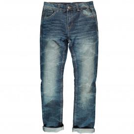 Jungen Jeans in heller Waschung