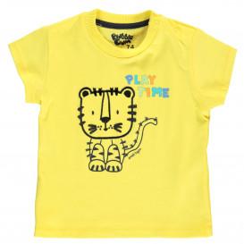 Baby Jungen Shirt mit Stickereiprint