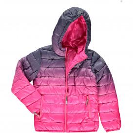 Mädchen Jacke mit weicher Farbgebung