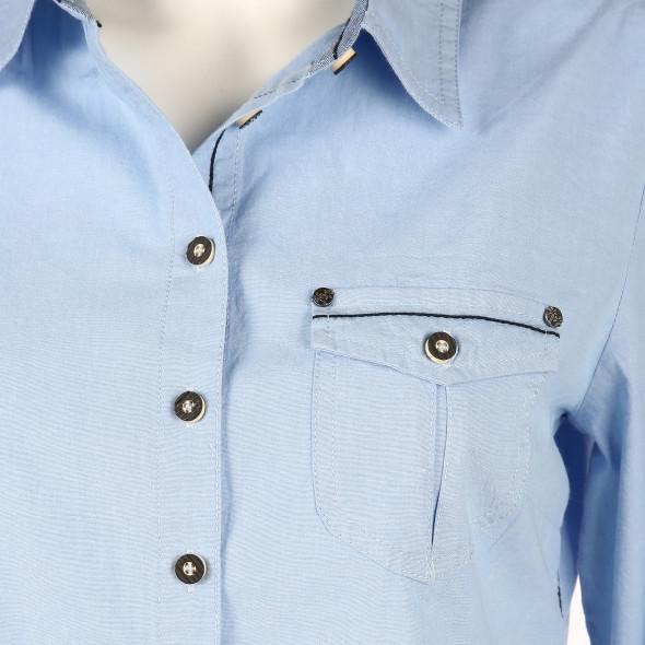 Damen Bluse im Landhaus-Stil