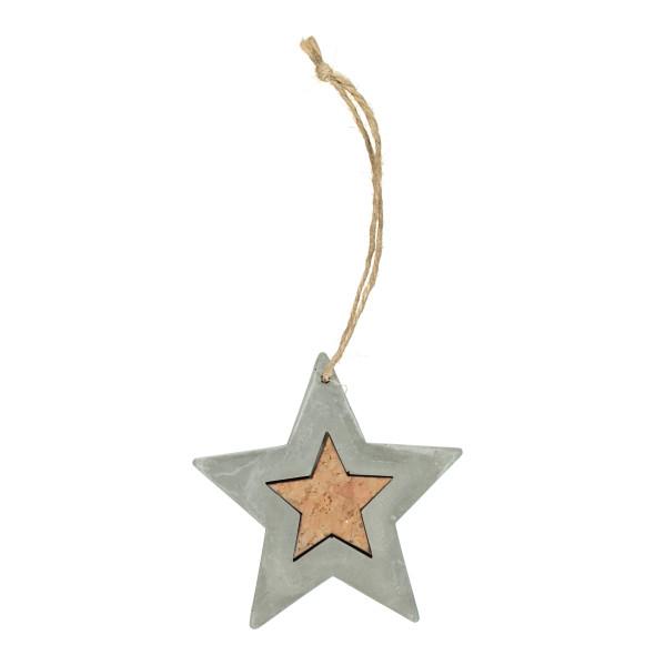 Weihnachts Sterne Hänger