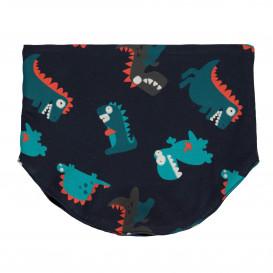 Jungen Wendehals-Socke mit Allover Print