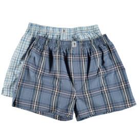 Herren Webboxer Shorts im 2er Pack