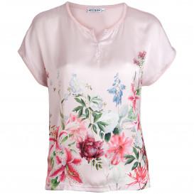 Damen Shirt mit floralem Muster