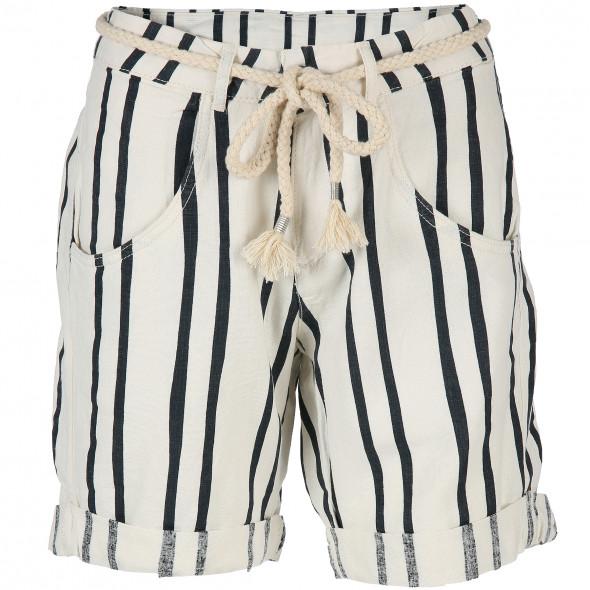 Damen Shorts mit Leinen