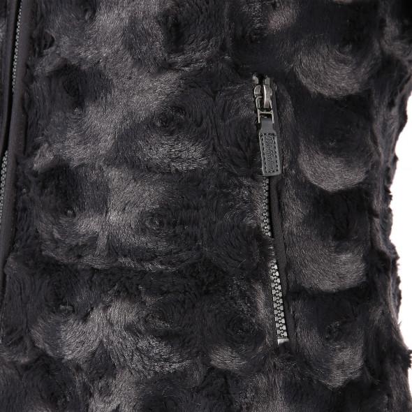 Damen Landhaus Jacke in kuschliger Optik