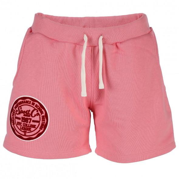 Damen Sport Shorts mit Frontprint