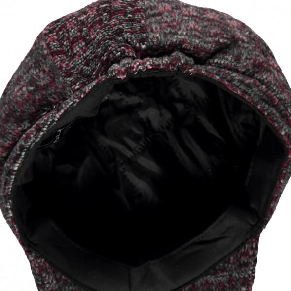 Damen Cap in melierter Optik