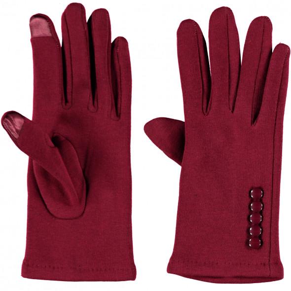 Damen Handschuhe in schlichter Optik
