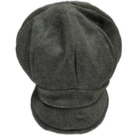 Damen Fleece Mütze mit Schild