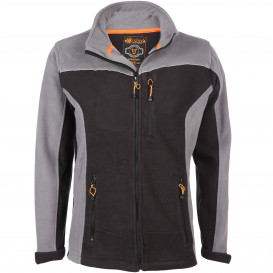 Herren Arbeitsjacke aus warmem Fleece