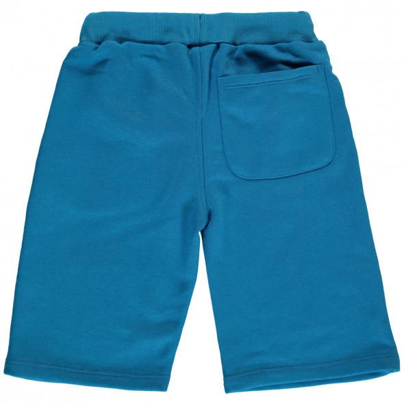 Jungen Shorts mit Print auf einem Bein