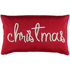 Kissenhülle mit weihnachtlichem Motiv 30x50cm