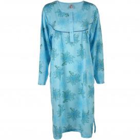 Damen Nachthemd mit Blümchendruck