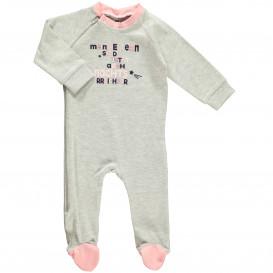 Baby Pyjama mit witzigem Spruch