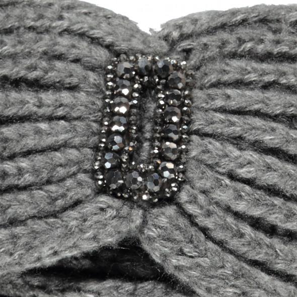 Damen Stirnband mit Perlendeko