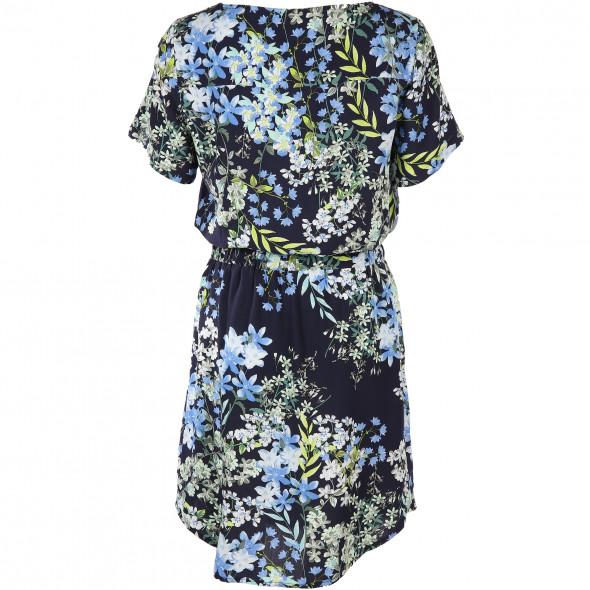 Damen Viskosekleid im Blumenprint