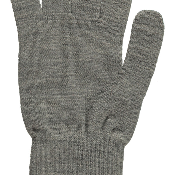 Herren Handschuhe in Feinstrick