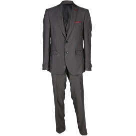 Herren Anzug 5tlg in weicher Qualität