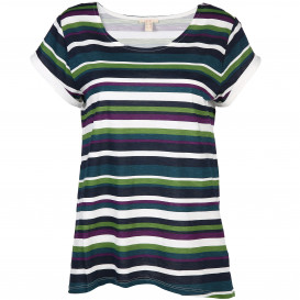 Damen T-Shirt in Ringeloptik