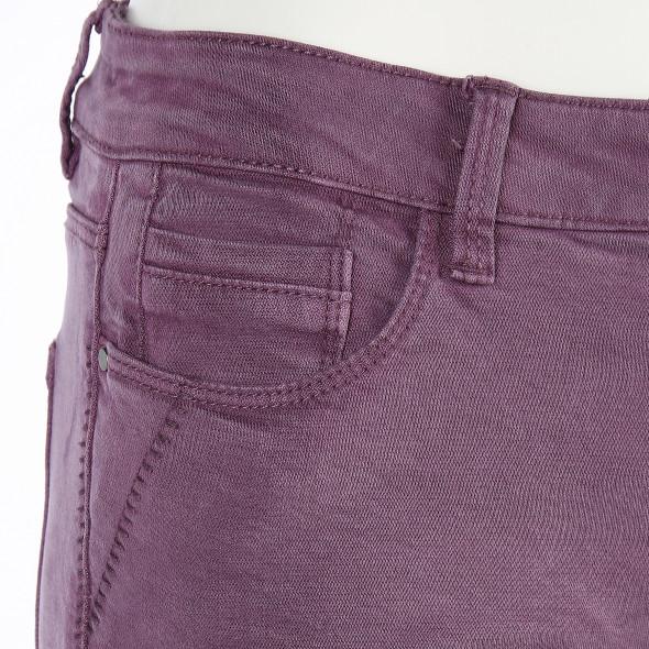 Damen Hose in Skinny Form