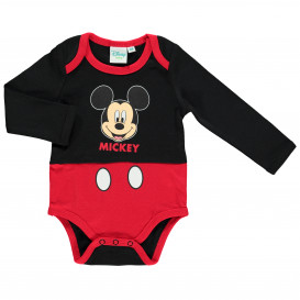 Baby Body mit Mickey Motiv